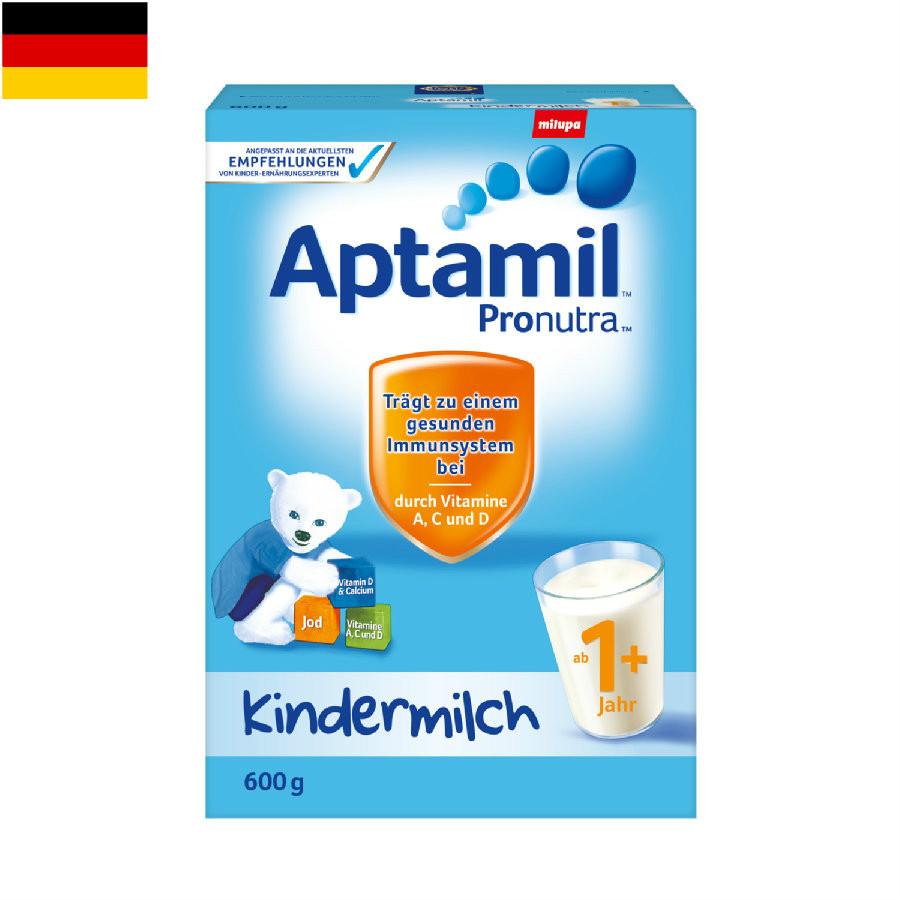 【5罐装】德国原版爱他美Aptamil婴幼儿配方奶粉1+段(1岁以上)