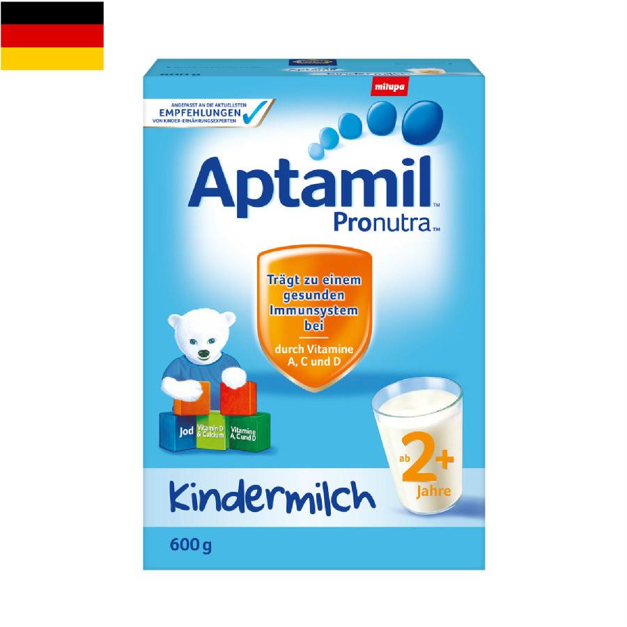 【5罐装】德国原版爱他美Aptamil婴幼儿配方奶粉2+段(2岁以上)