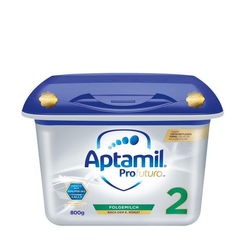 【4罐装】德国新版爱他美Aptamil婴幼儿配方奶粉白金版2段(6个月以上)