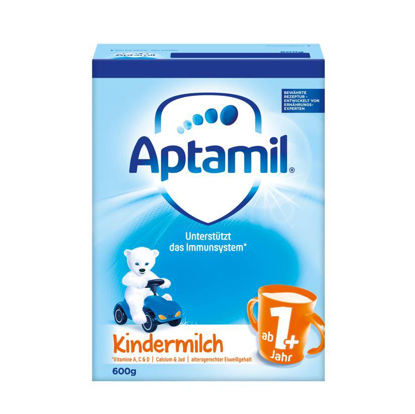 【5罐装】德国新版爱他美Aptamil婴幼儿配方奶粉1+段(1岁以上)