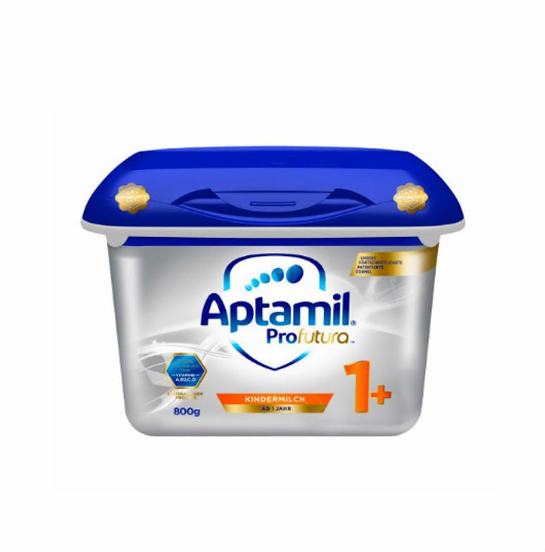 【4罐装】爱他美Aptamil婴幼儿配方奶粉白金版1+段