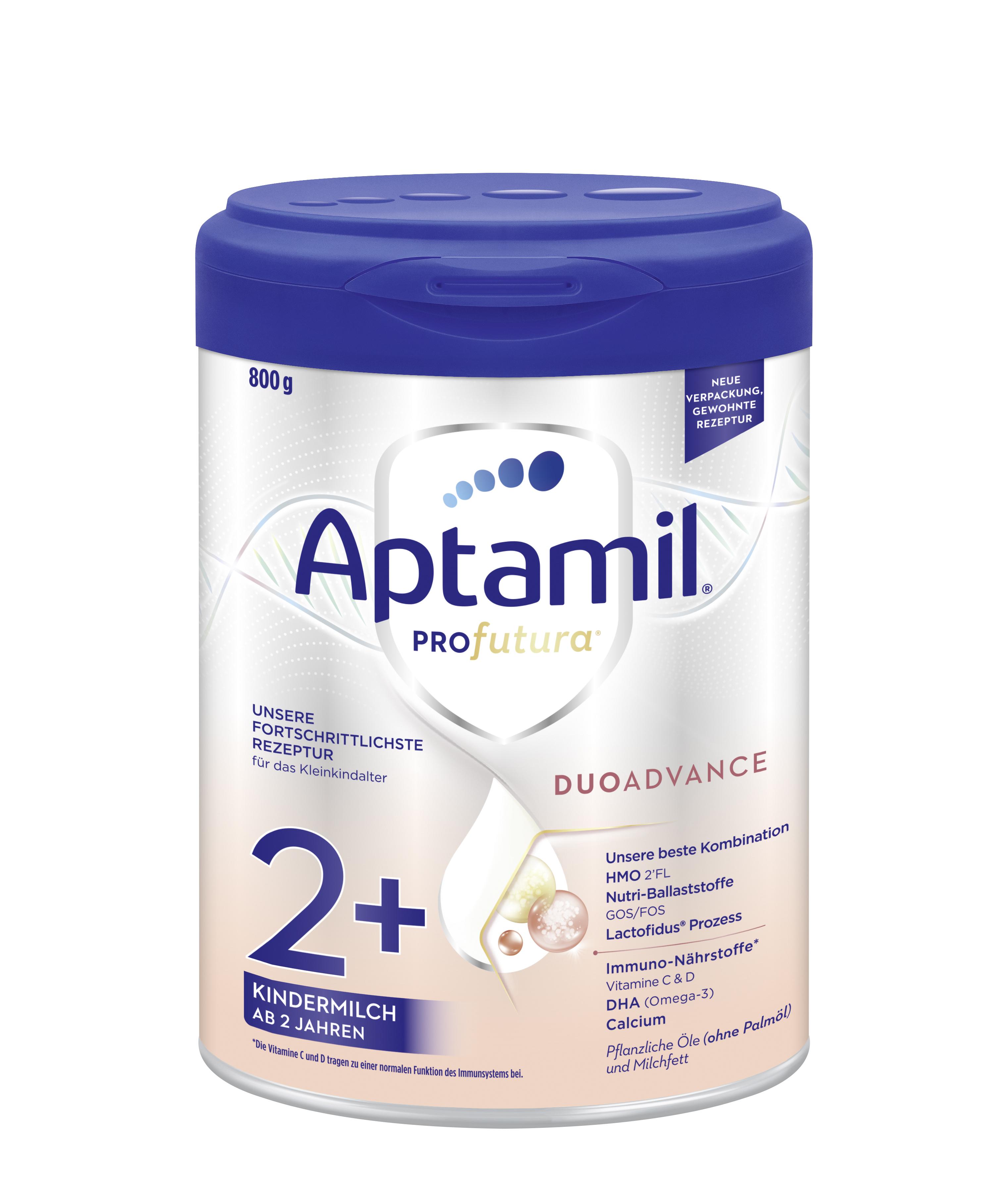 [4罐装]新版爱他美Aptamil婴幼儿配方奶粉白金版2+段(2岁以上)