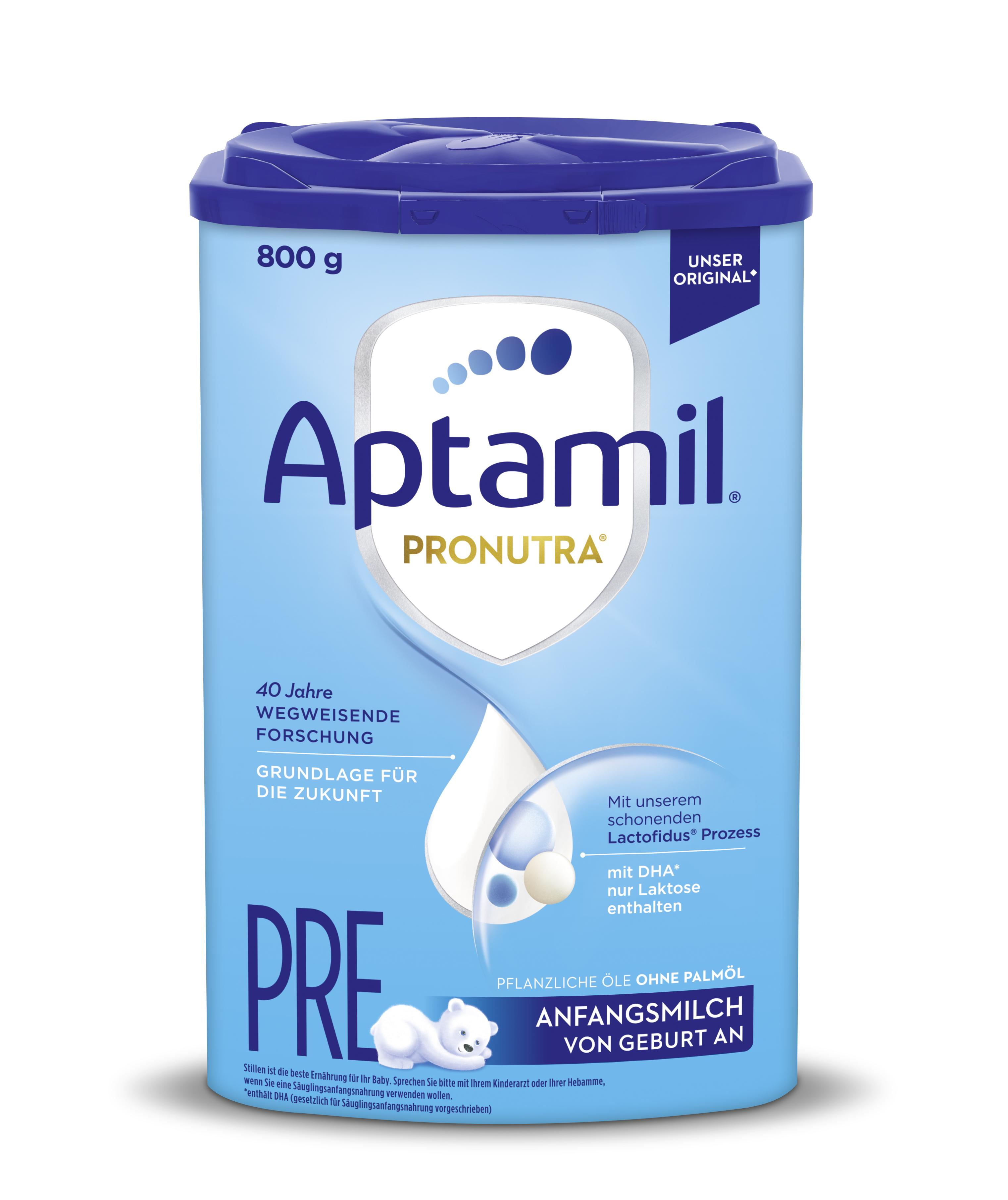 【6罐装】新一代德国爱他美Aptamil婴幼儿配方奶粉Pre段(0-6个月)